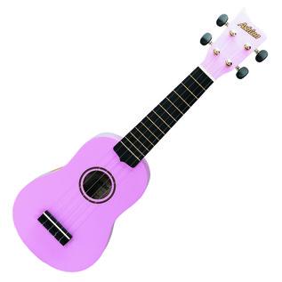 Ashton UKE100 Concert Ukulele, Pink