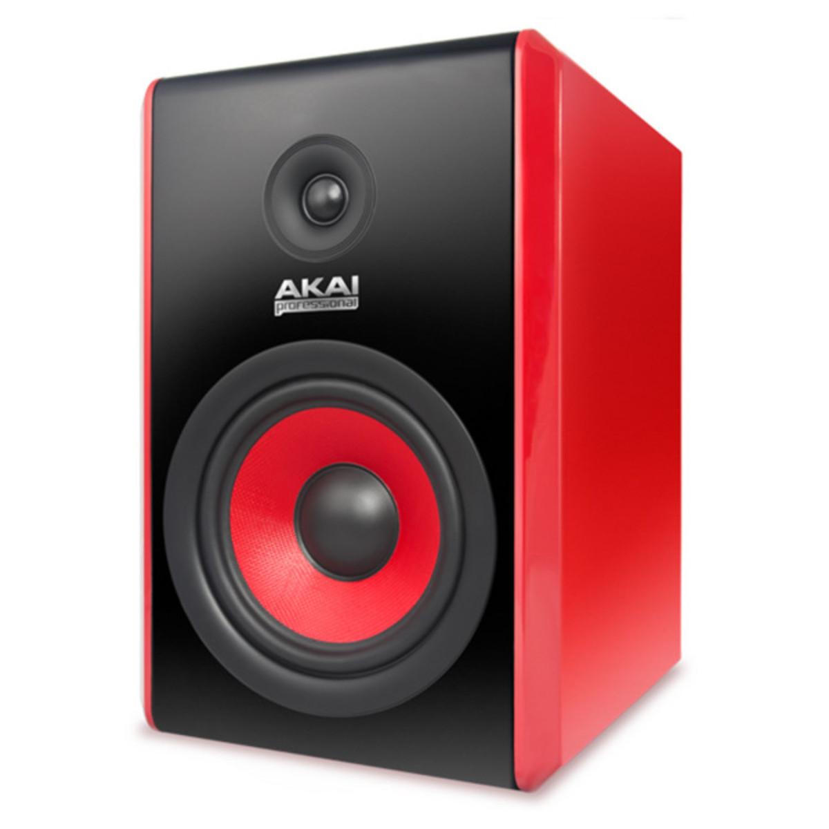 akai rpm 800 active studio monitor red single ex demo at. Black Bedroom Furniture Sets. Home Design Ideas