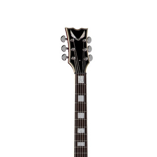 Dean Thoroughbred Deluxe Electric Guitar, Trans Amber