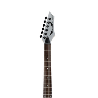 Dean V Dave Mustaine Electric Guitar, Metallic Silver