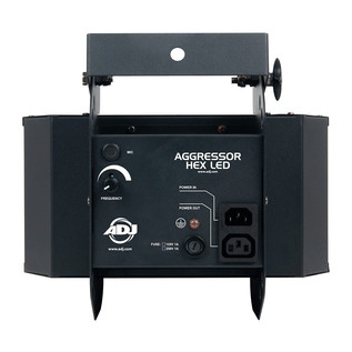 ADJ Aggressor HEX LED DMX Lighting Effect