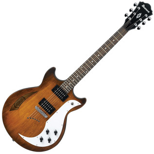 Ibanez AMF73-TF Electric Guitar, Trans Flat