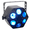 ADJ Quad fas Hp LED-ljus effekt