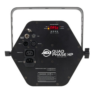 ADJ Quad Phase Hp LED Light Effect