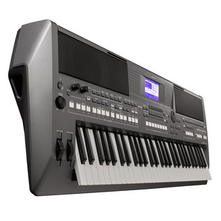 Yamaha PSRS670 Portable Workstation