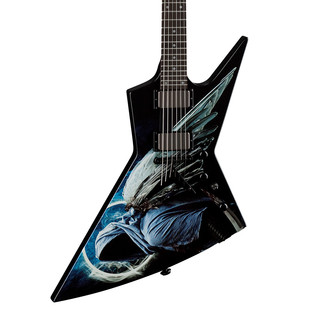 Dean Zero Dave Mustaine Electric Guitar, Angel Of Deth II