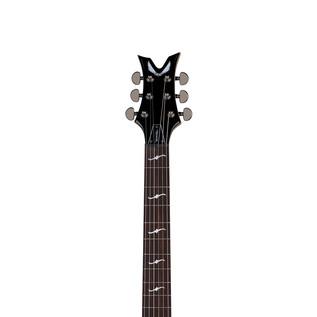 Dean Deceiver X Left Handed Electric Guitar, Classic Black