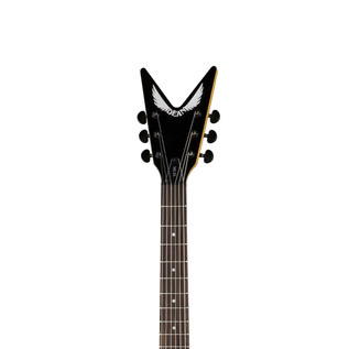 Dean MLX Left Handed Electric Guitar, Classic Black