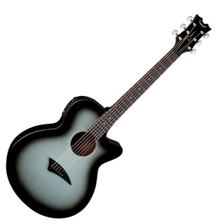 Dean AXS Performer Electro Acoustic Guitar, Silverburst
