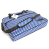 Beaumont Blue Polka Dot Sheet Music Bag