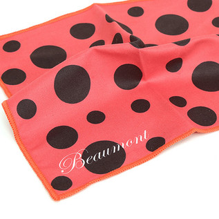 Beaumont Ladybird Cleaning Cloth