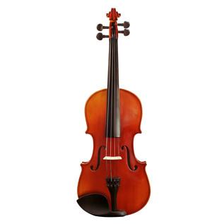 Ashton AV142 1/4 Size Violin, Antique Violin Natural Finish
