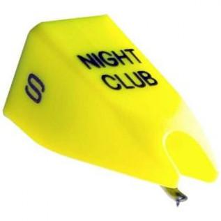 Ortofon Stylus Nightclub S Replacement DJ Stylus, Neon Yellow