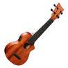 Ashton UKE240EQ Electro Acoustic Concert Ukulele, mogano
