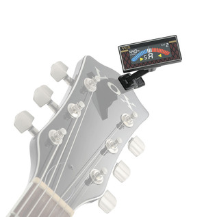 Vox AC Clip Tune Clip On Guitar Tuner