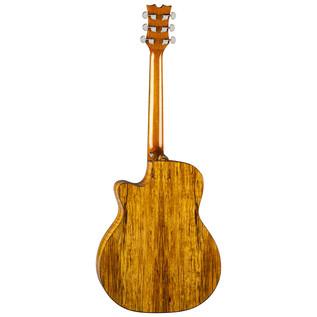 Dean Exotica Electro Acoustic Guitar, Spalt Maple