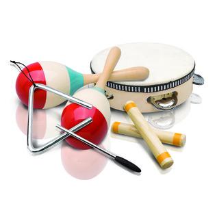 Ashton PSET1 Kids 4 Piece Percussion Set