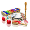 Ashton PSET3 Kids 7 Piece Percussion Set