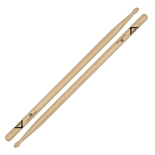 Vater Hickory 2B Wood Tip Drum Sticks