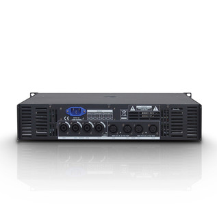 LD Systems Deep2 4950 4 X 810W PA Power Amplifier