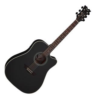 Dean St. Augustine Dread Cutaway Electro Acoustic Guitar, Black