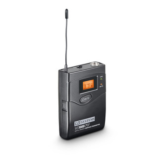 LD Systems Dual Wireless Microphone System