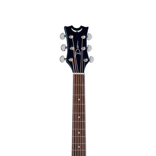 Dean Performer Electric Acoustic Guitar, Blue Burst