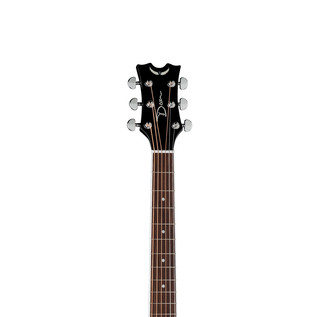 Dean Performer Electric Acoustic Guitar, Classic Black