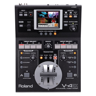 Roland V-4EX 4 Channel Video Switcher/Mixer