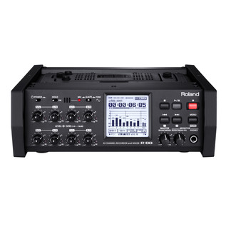 Roland R 88 8 Channel Recorder and Mixer