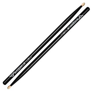 Vater Eternal Black 5A Wood Tip Drumsticks