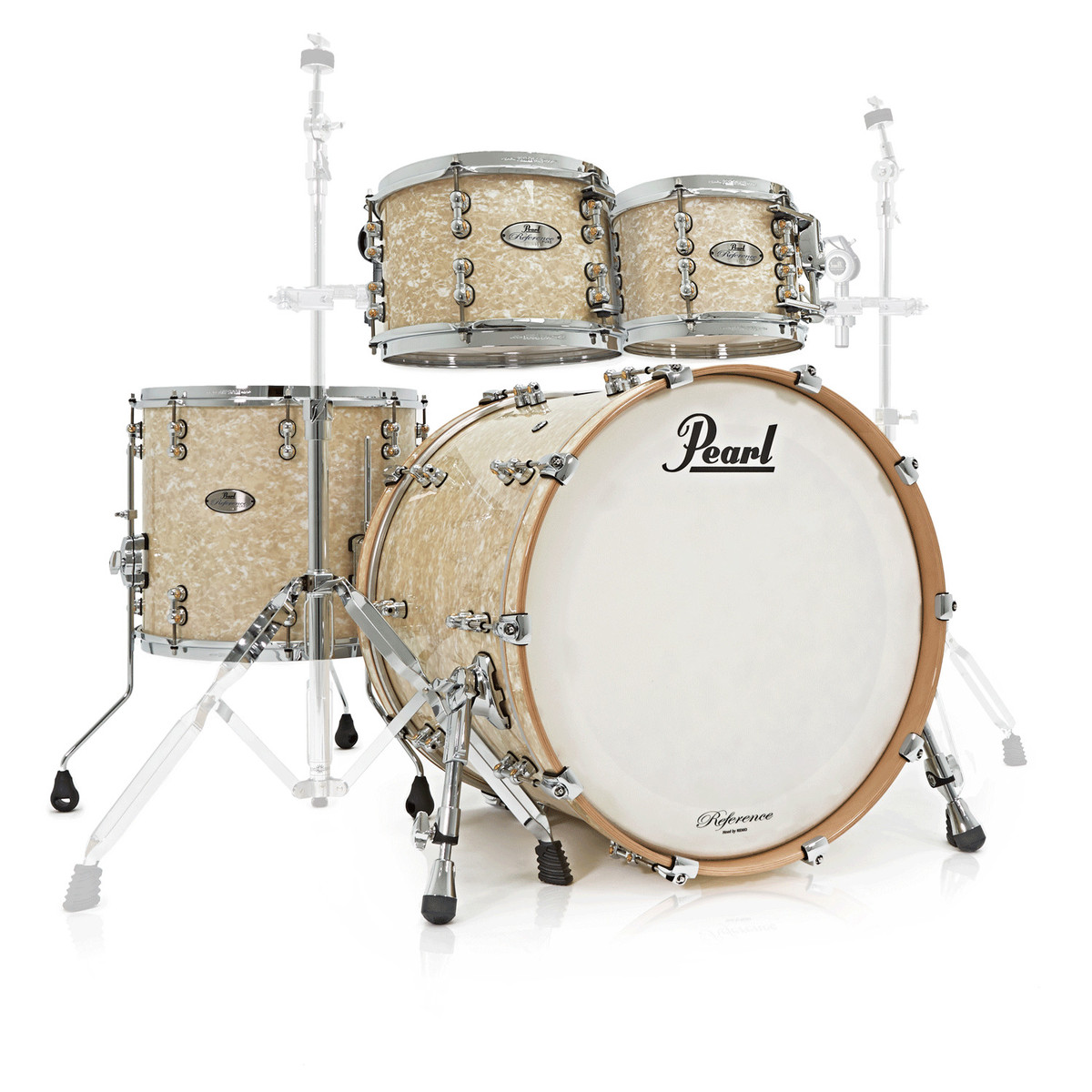 pearl reference pure 22 39 39 am fusion shell pack vintage marine pearl at. Black Bedroom Furniture Sets. Home Design Ideas