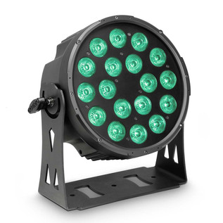 Cameo Flat Pro 18 18 x 10W RGBWA LED Par Light