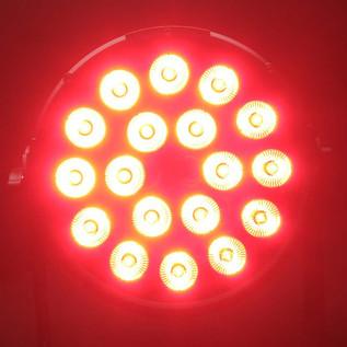 Cameo Flat Pro 18 18 x 10W RGBWA LED Par Light