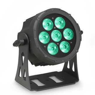Cameo Flat Pro 7 7 x 10W RGBWA LED Par Light