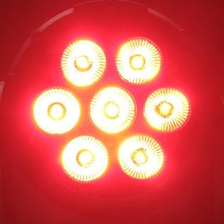 Cameo Flat Pro 7 IP65 7 x 10W RGBWA LED Outdoor Par Light