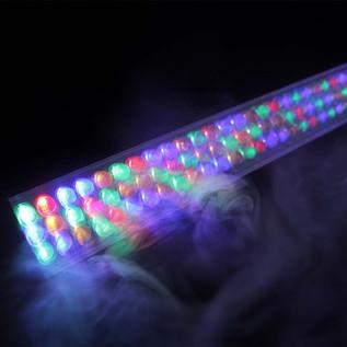 Cameo 252 x 10mm LED RGB Colour Bar