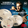 Meinl GX-TB14/17/18 Generation X Tom Pack Becken