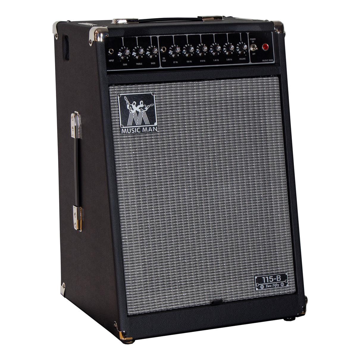 music man 115 b250 bass amp at. Black Bedroom Furniture Sets. Home Design Ideas