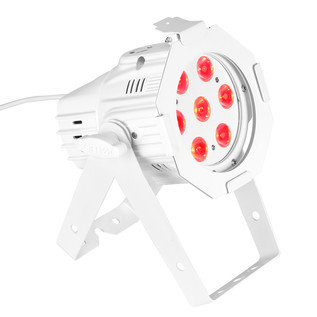 Cameo 7 x 8W RGBW Quad LED Studio Mini Par Can Light