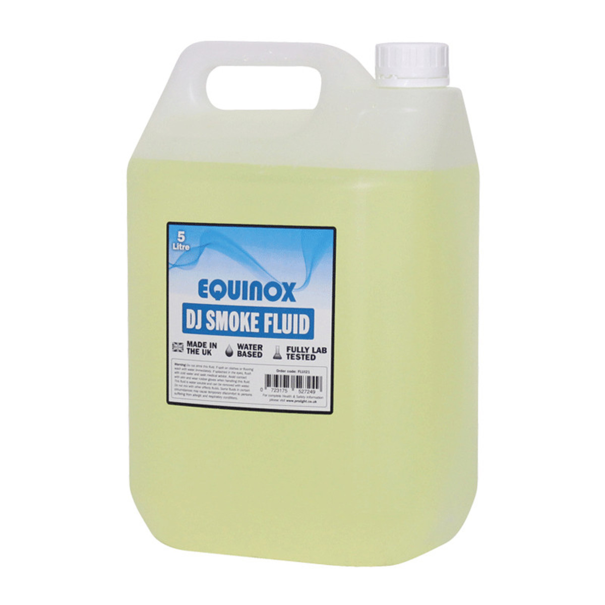 Image of Equinox DJ Smoke Fluid 5 Litres