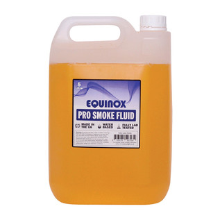 Equinox PRO Smoke Fluid 5 Litres, Pack of 4