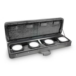 Cameo Multi Par 1 432 x 10mm LED Lighting System, with Transport Case