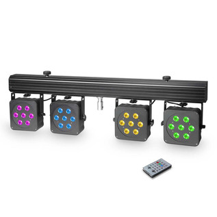 Cameo Multi Par 3 28 x 8W LED Lighting System
