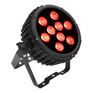 LEDJ Intense 9P10 RGBWA LED Par Can