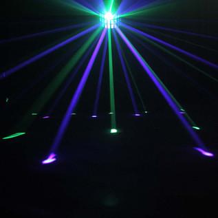 Cameo Superfly HP 5 x 10W RGBWA Highpower LED Effect