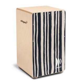Schlagwerk Agile Pro Cajon, Zebra