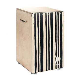 Schlagwerk Agile Pro Cajon, Zebra, Softtouch
