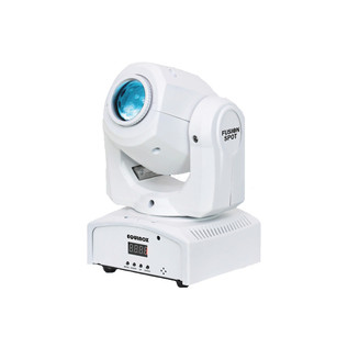 Equinox Fusion Spot Moving Head LED Light, White Housing