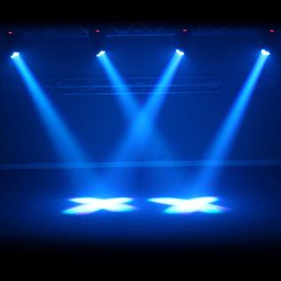 Equinox Fusion Razor Beam Moving Head LED Light
